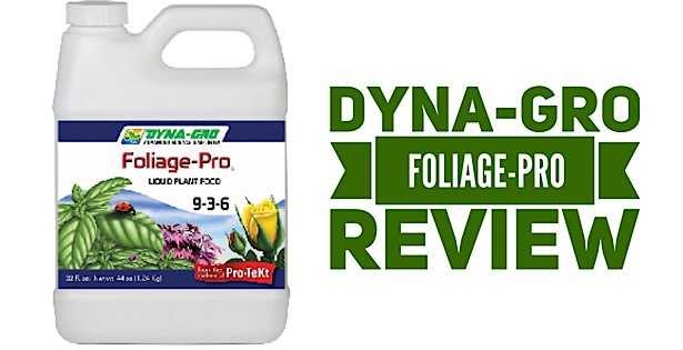 Dyna-Gro Foliage-Pro Hydroponic Nutrient Review