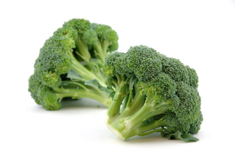 hydroponic broccoli